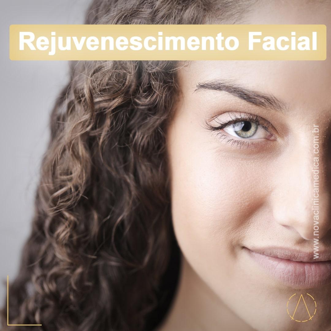 Nova Clinica médica e Odontológica - Rejuvenescimento Facial