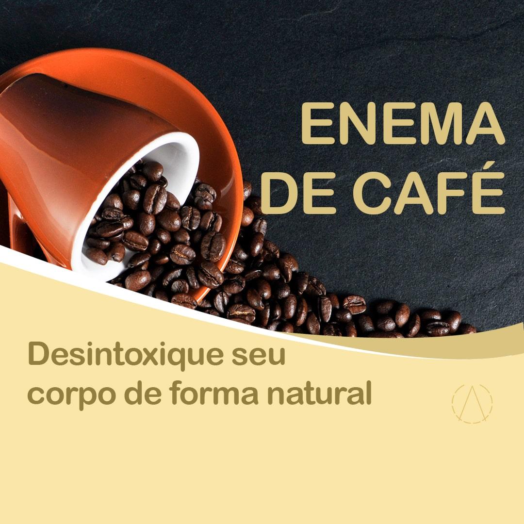 Sobre Enema de Café, Aumenta a atividade antioxidante, estimulam a produção de glutationa S-transferase que é importantíssima no processo de destoxificação hepática.